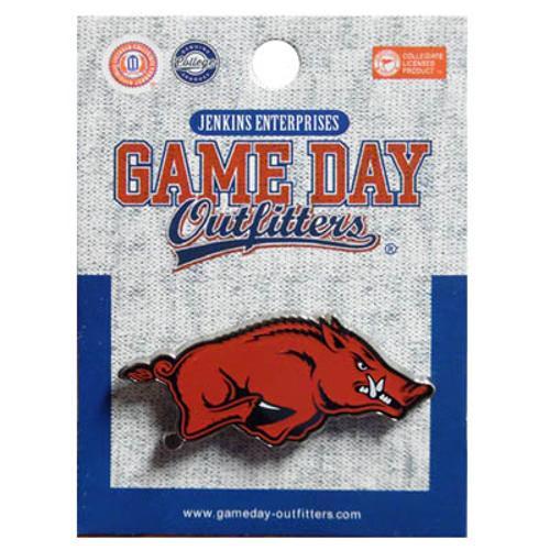 Arkansas Razorbacks Running Hog Lapel Pin