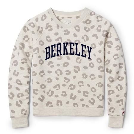 image of: W Academy Crew Leopard Berkeley