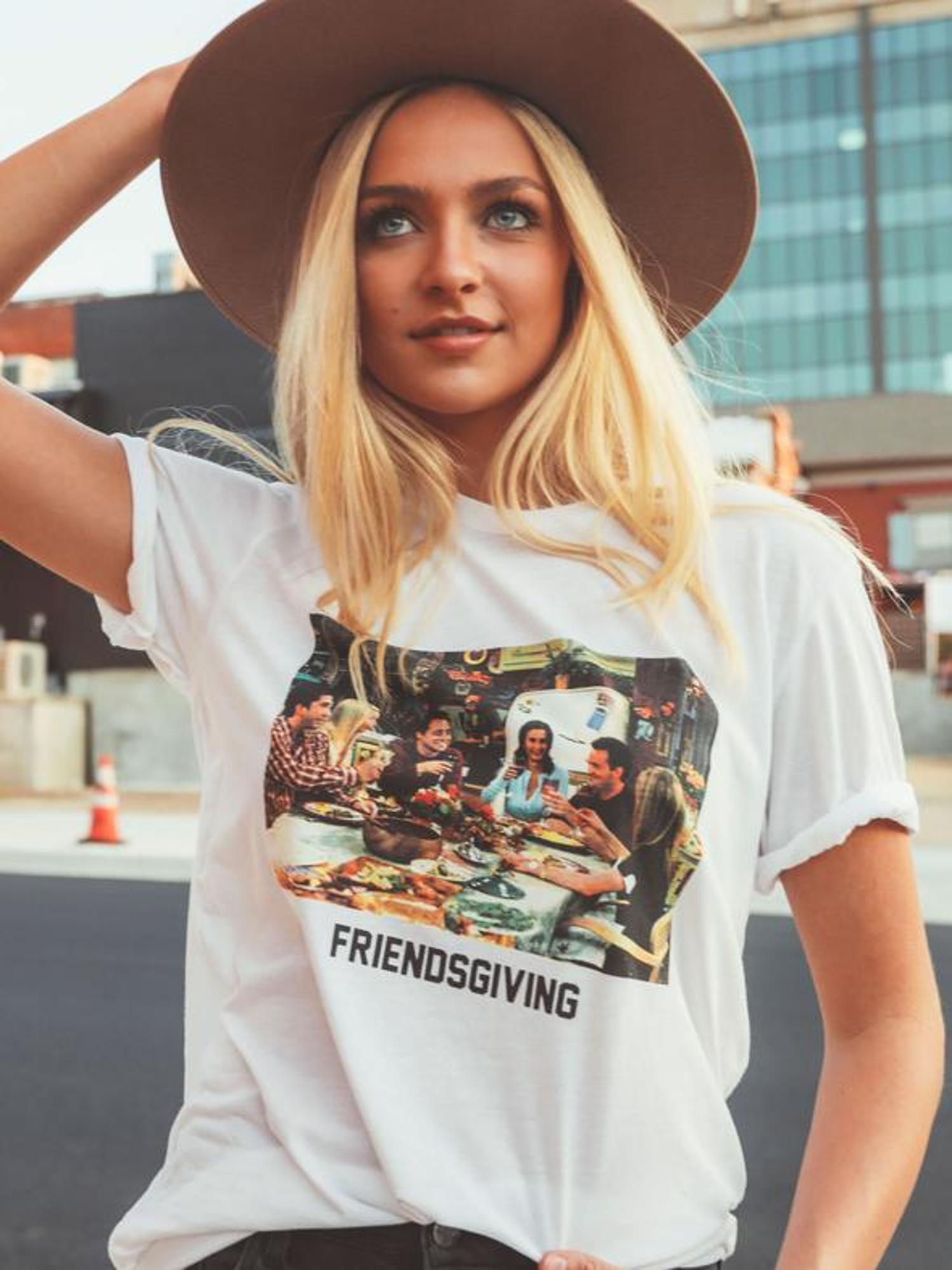 image of: Friendsgiving Women's Tee