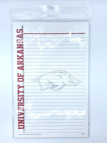University of Arkansas Notepad