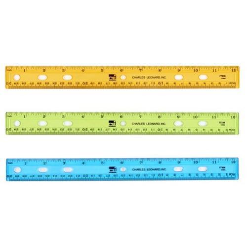 CLI Plastic Ruler
