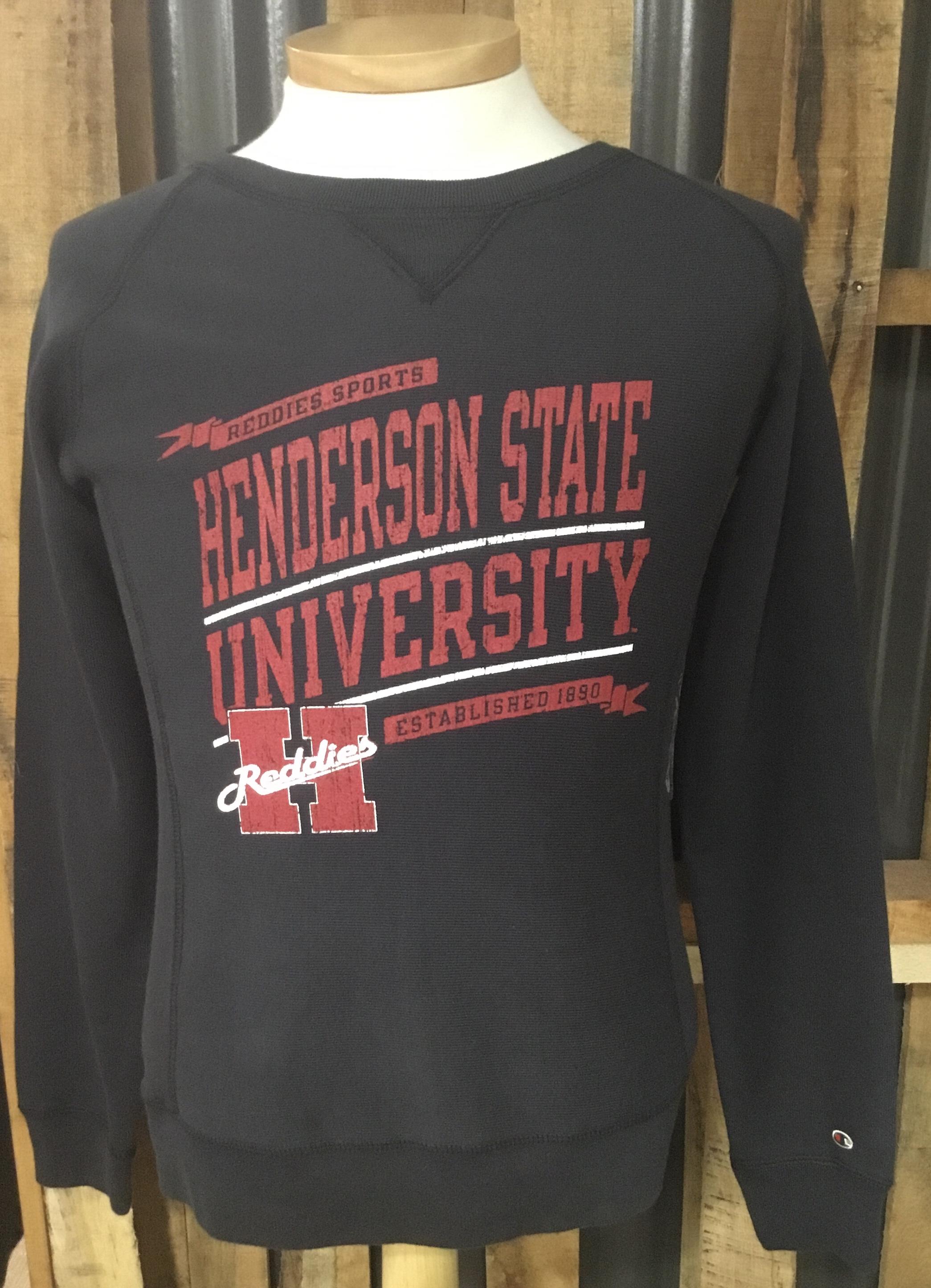 image of: Reddies Sports Henderson State University Crew Sweatshirt