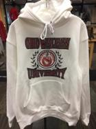 Image for the White OWU Hoodie with Emblem product
