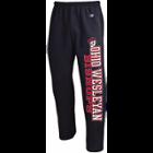 Image for the Men's Open Leg Black Sweatpants product