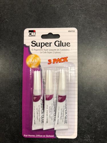 CL Super Glue .07oz 3 PK