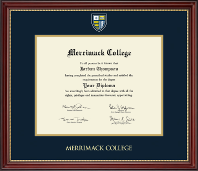 image of: Masterpiece Diploma Frame