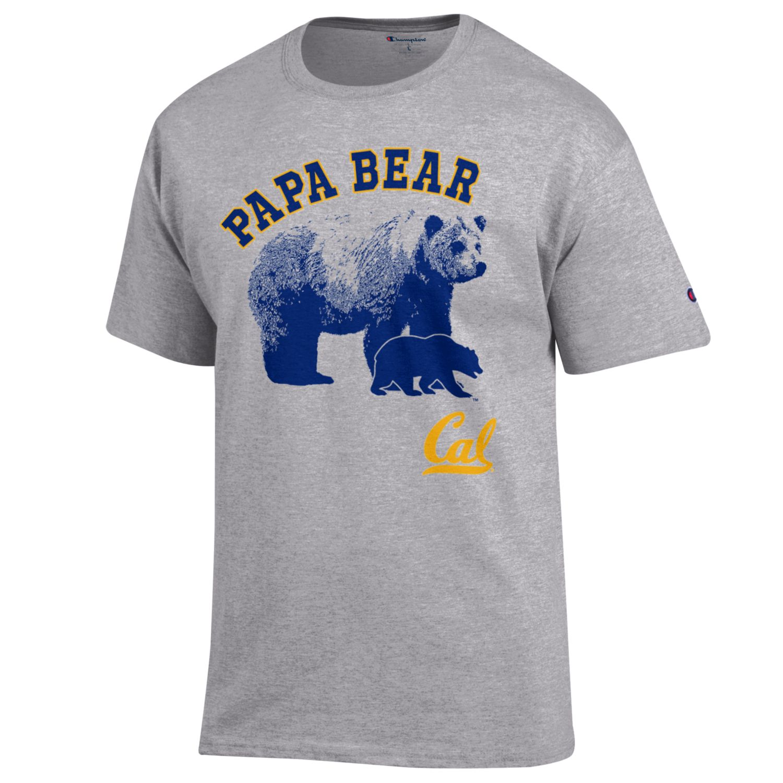 Detailed image of Champion Papa Bear Tee