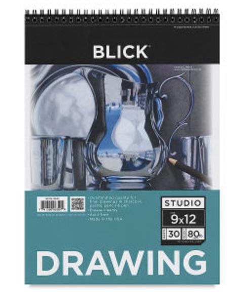 BLICK STUDIO DRAWING PAD 9 X 12