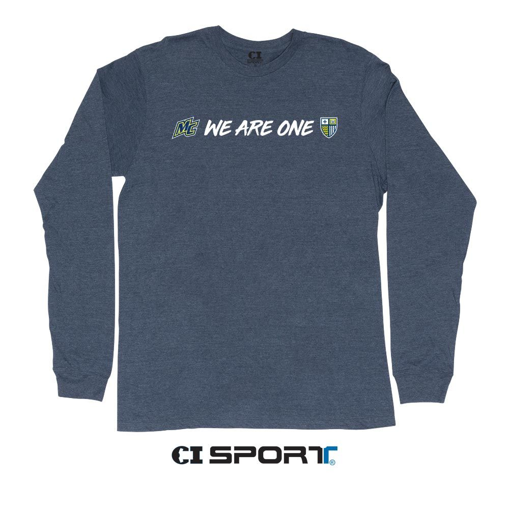 MC We Are One Long Sleeve Tee