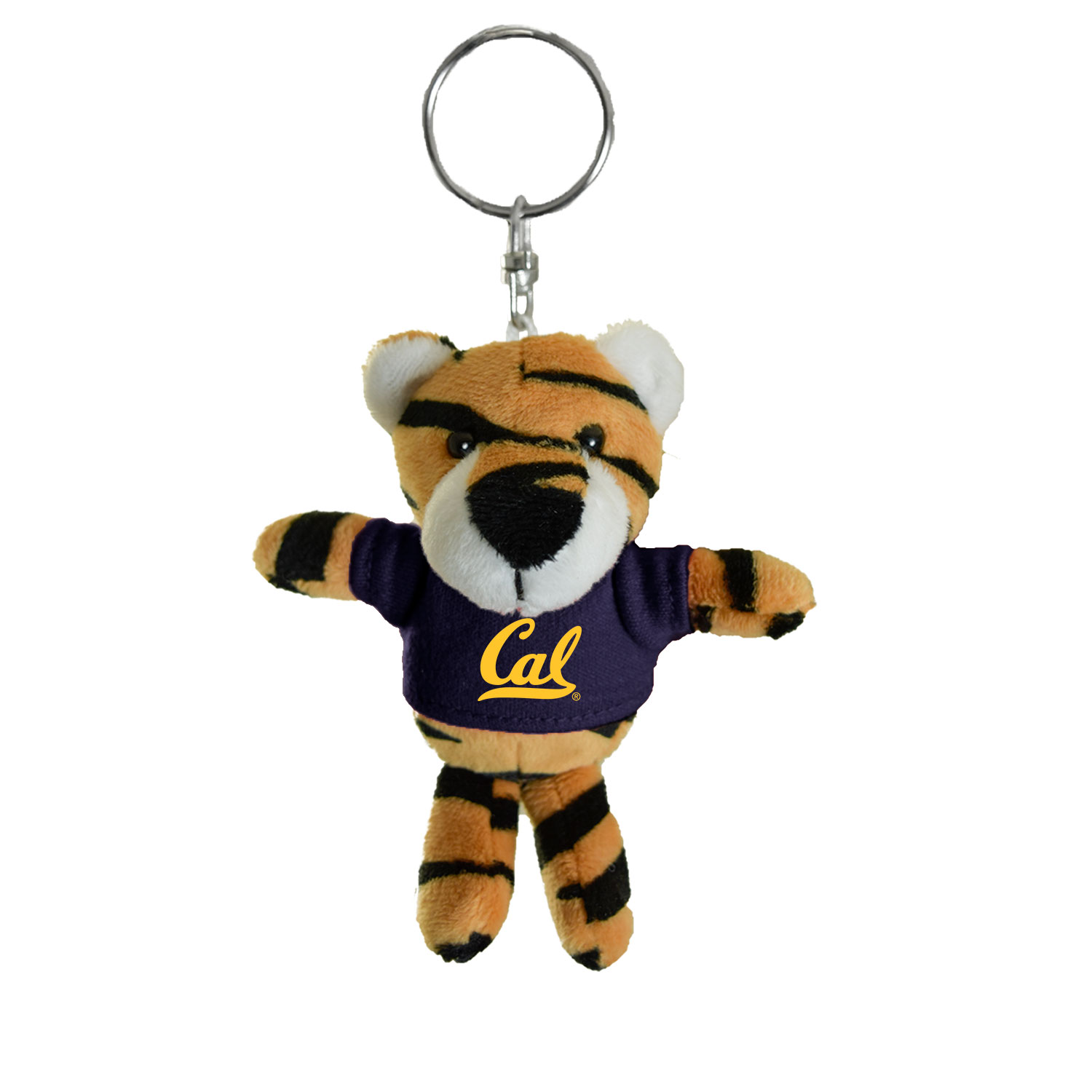 Mascot Factory Keychain Tiger