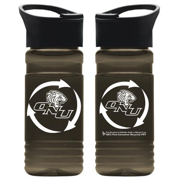 Flip Top Upcycle Water Bottle-20oz.