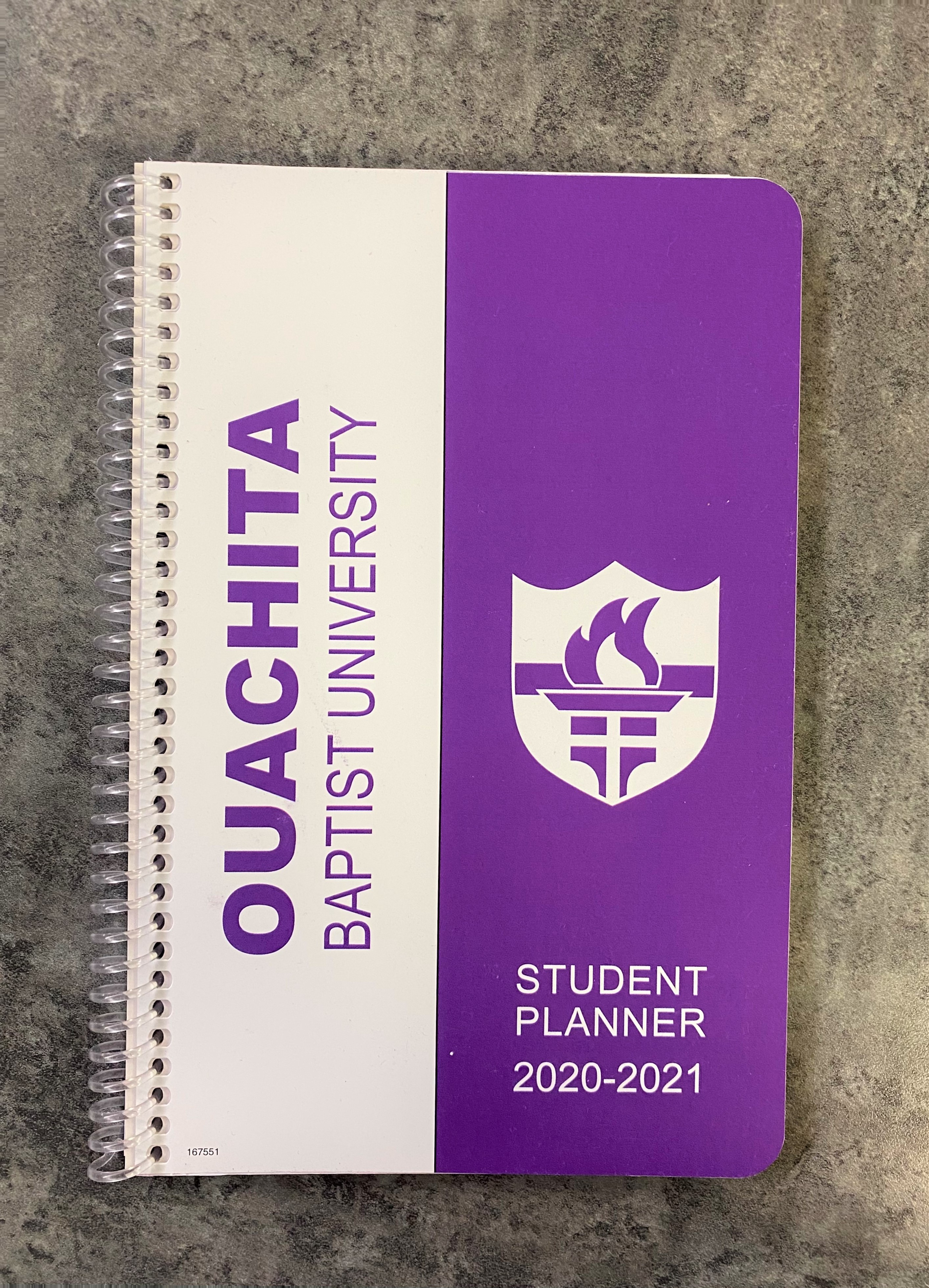 image of: 2020-2021 STUDENT PLANNER