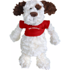 Image for the Plush Animals with Ohio Wesleyan Shirt product