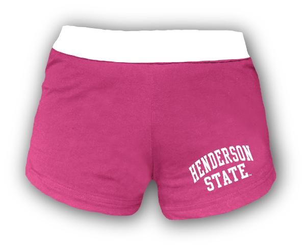 Henderson State Cheer Shorts