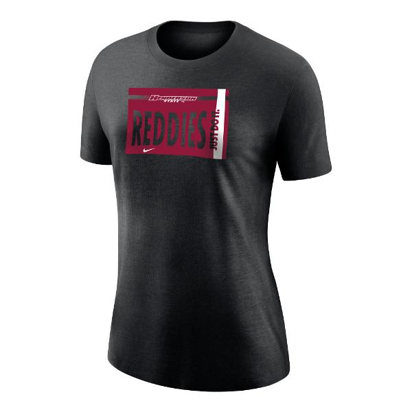 Henderson Reddies Just Do It Varsity Logo Short Sleeve T-Shirt