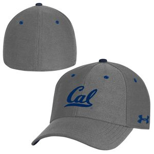 M Blitzing 3.0 Stretch Fit Cap Cal Logo