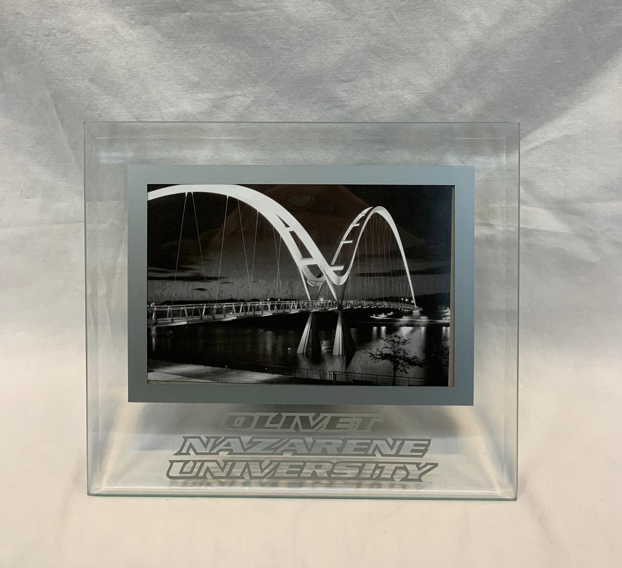 image of: Parisian Glass Frame