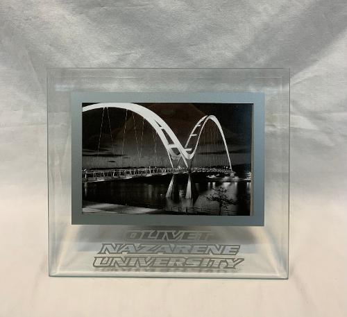 Parisian Glass Frame