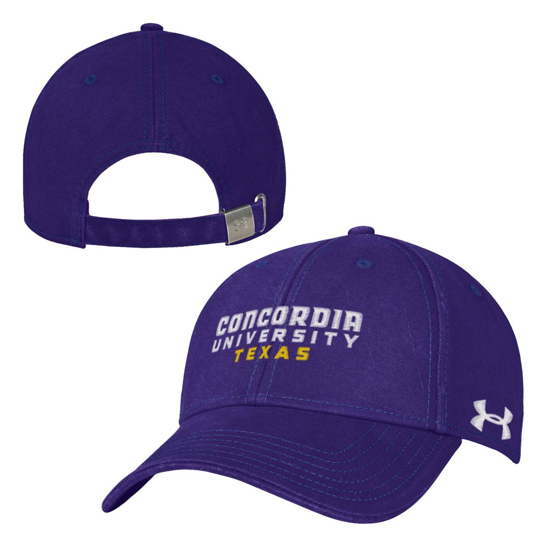 Under Armour Cotton Purple Hat