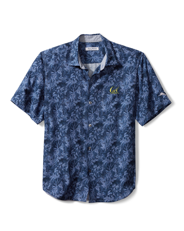 M Jungle Shade Silk Camp Shirt