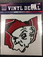 Image for the Ohio State Logo Bishop Head 6'' Vinyl decal product