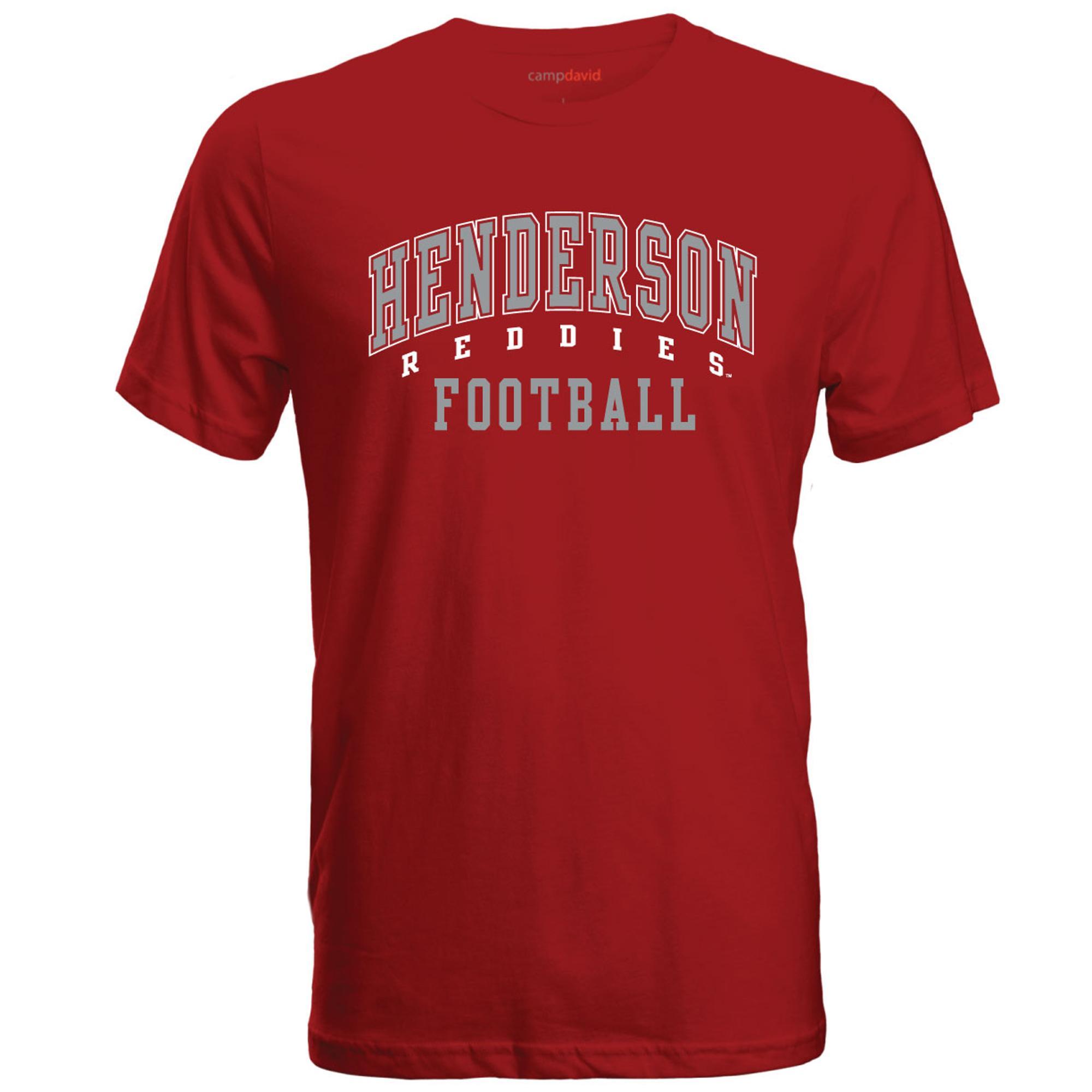 image of: Henderson Reddies Football Cruiser Tee
