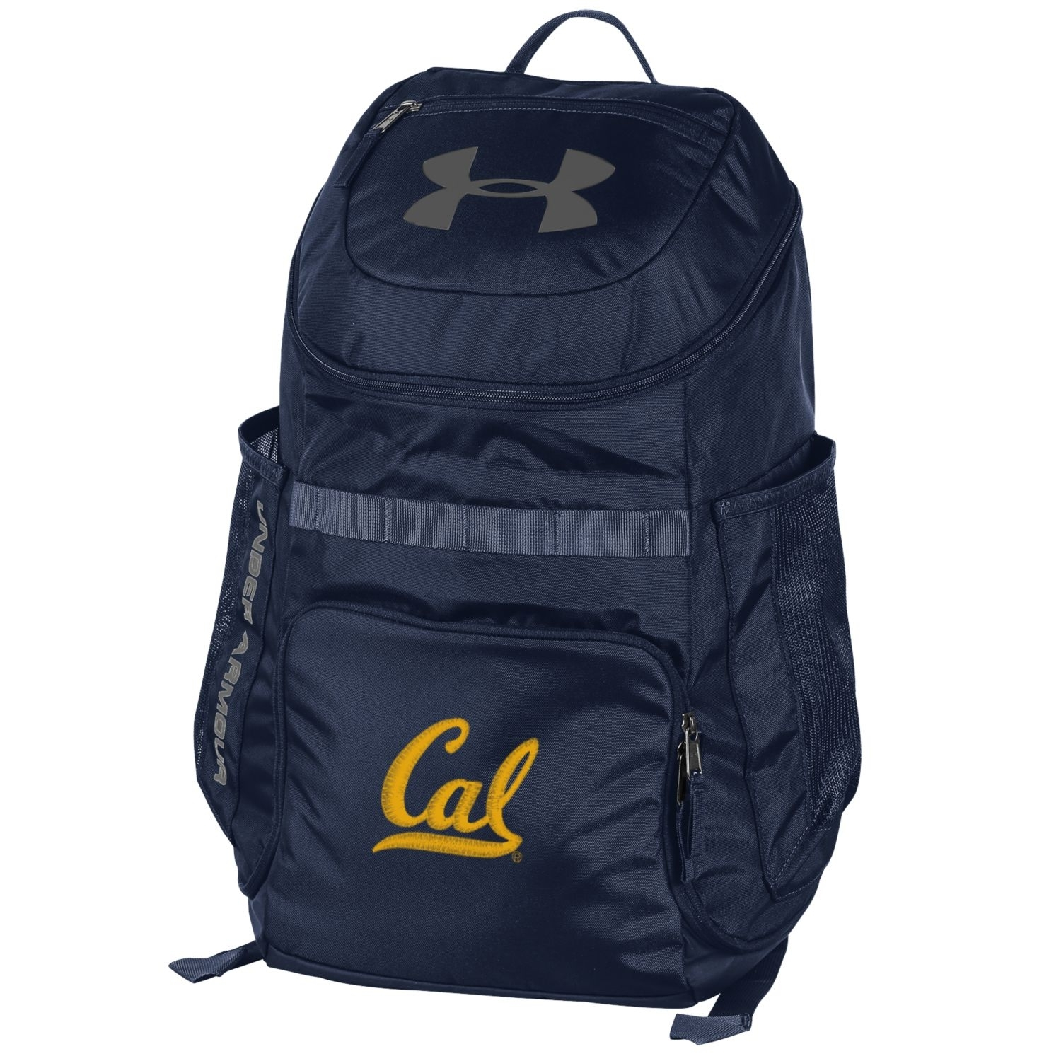 Detailed image of Undeniable Backpack Cal Logo