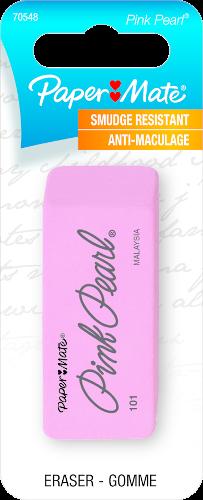 PaperMate Pink Pearl Eraser