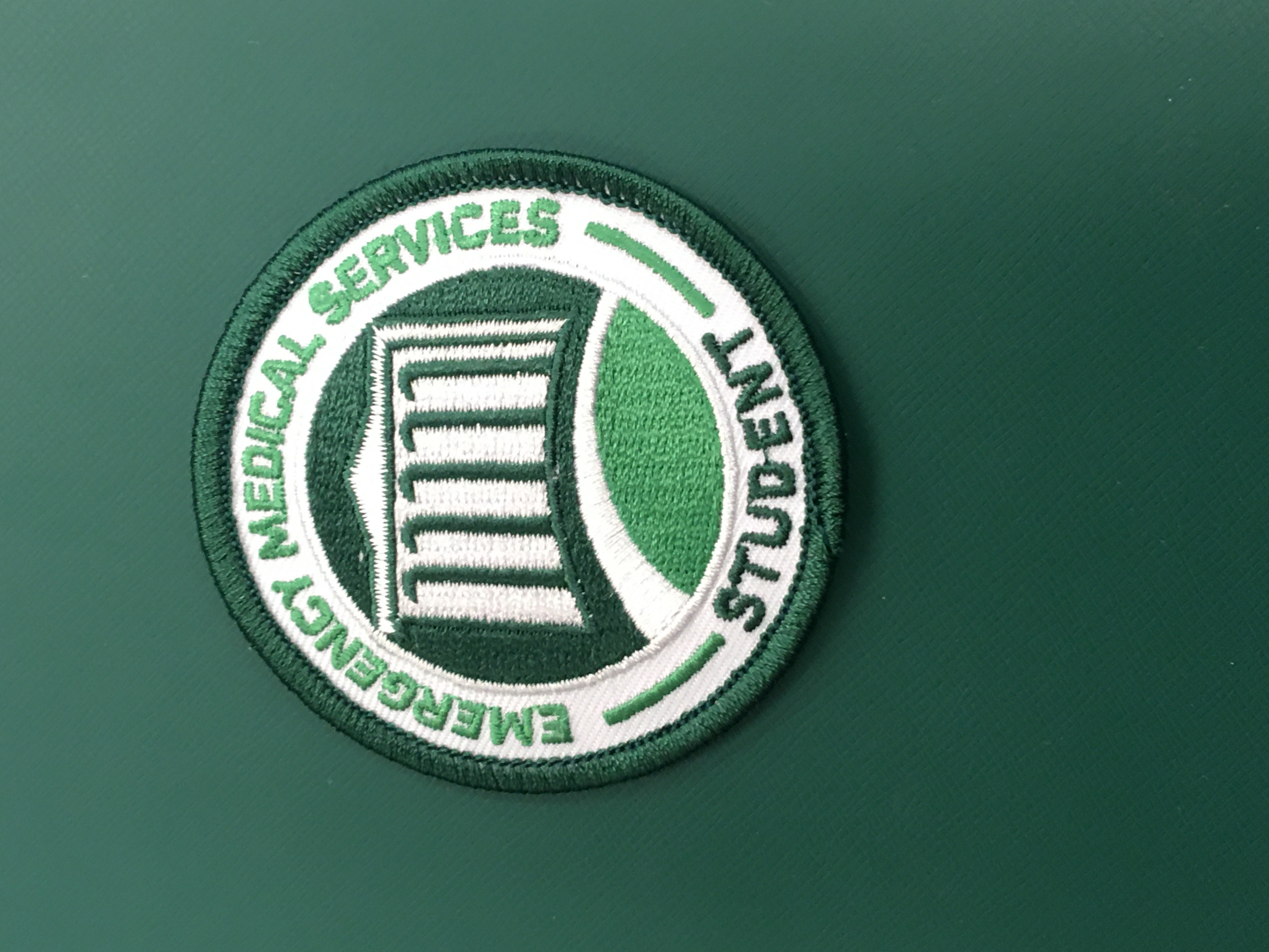 image of: EMS Patches