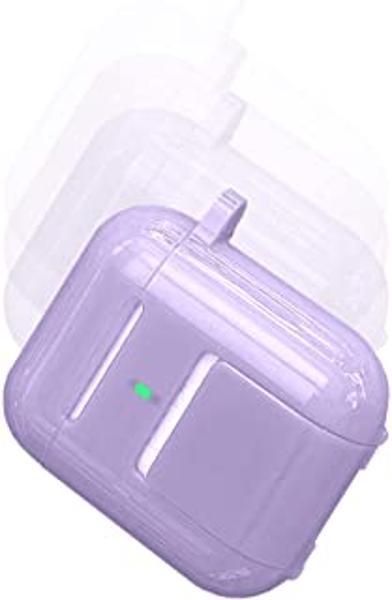 Square Jellyfish Kickstand for AirPods - Purple Box