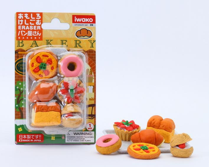 BCMini Iwako Bakery Eraser