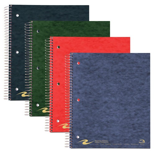 Roaring Spring 3-Sub Spiral Notebook