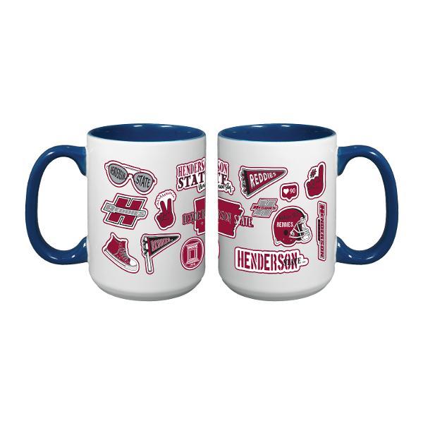 Henderson Reddies Glory Cafe Mug