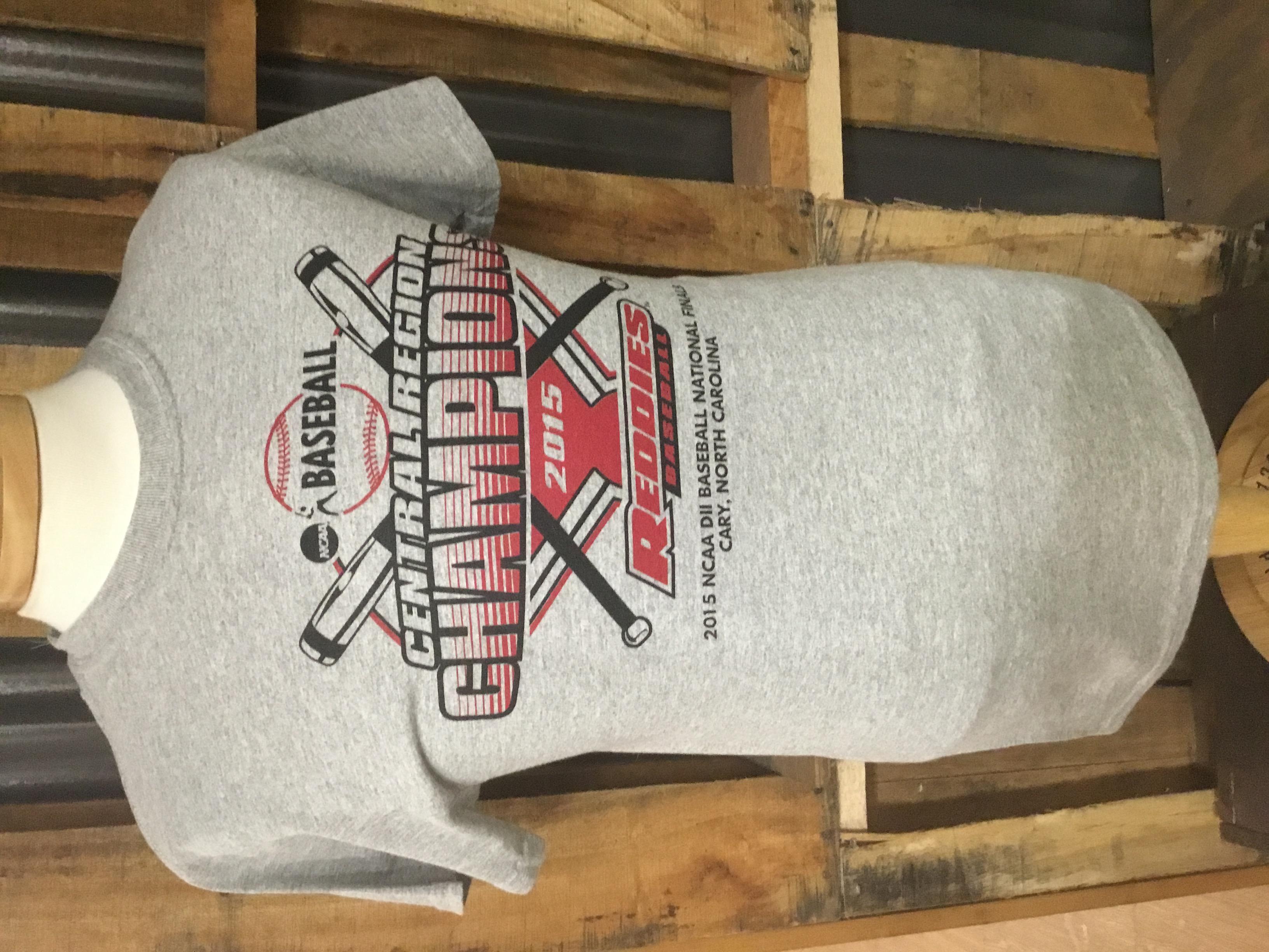 image of: 2015 NCAA Baseball Champions Short Sleeve :T-Shirt