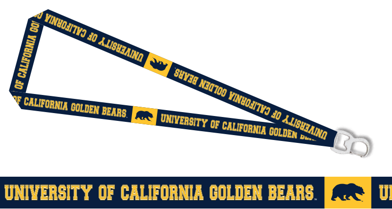 Lanyard 1in Sublimated  with Bottle Opener
