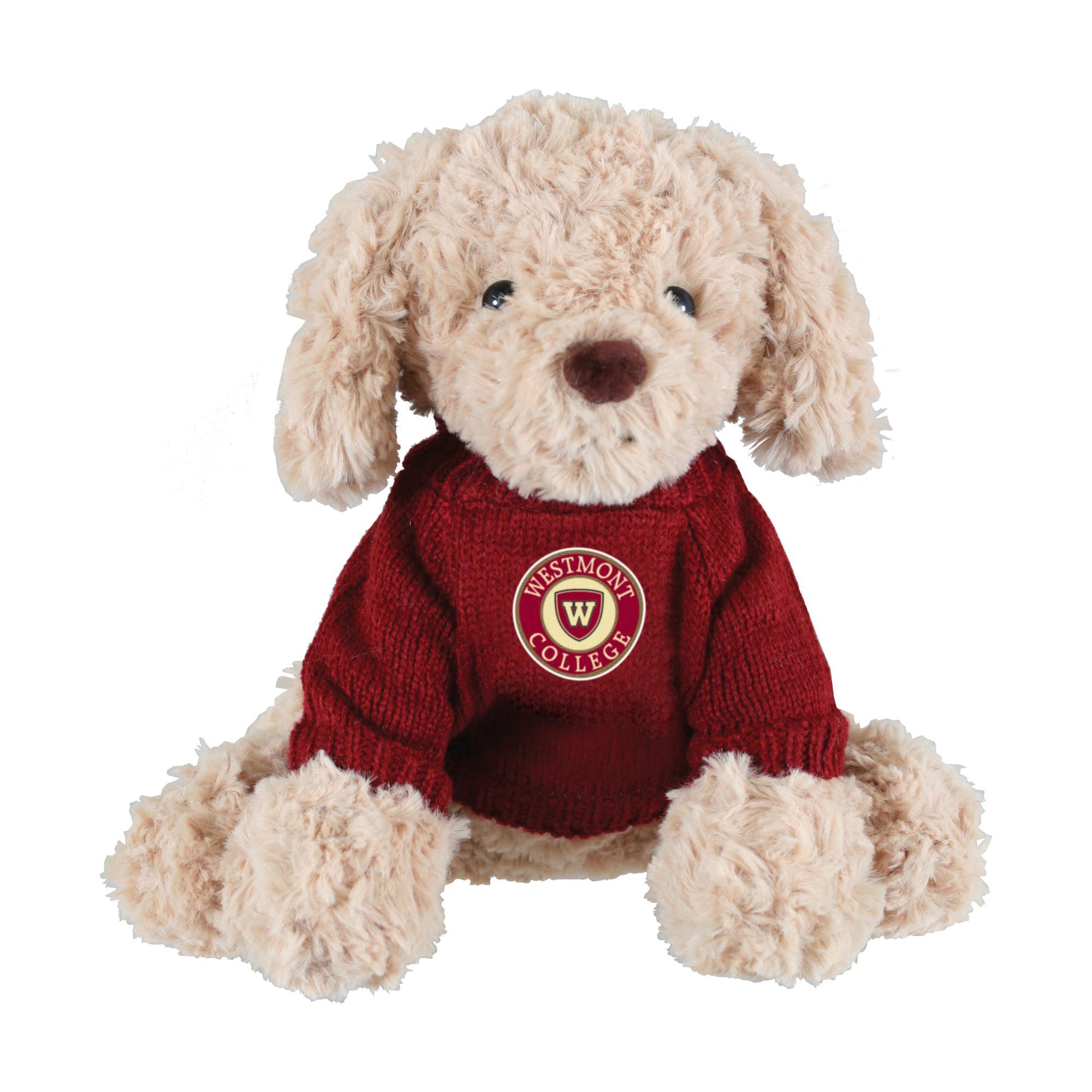 image of: Spirit Elliott T. Dog/Burgendy Sweater