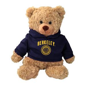 Mascot Factory Cuddle Buddy Bear with Hoody