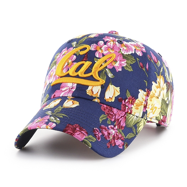 W Rosalynn '47 Clean Up Floral Cap