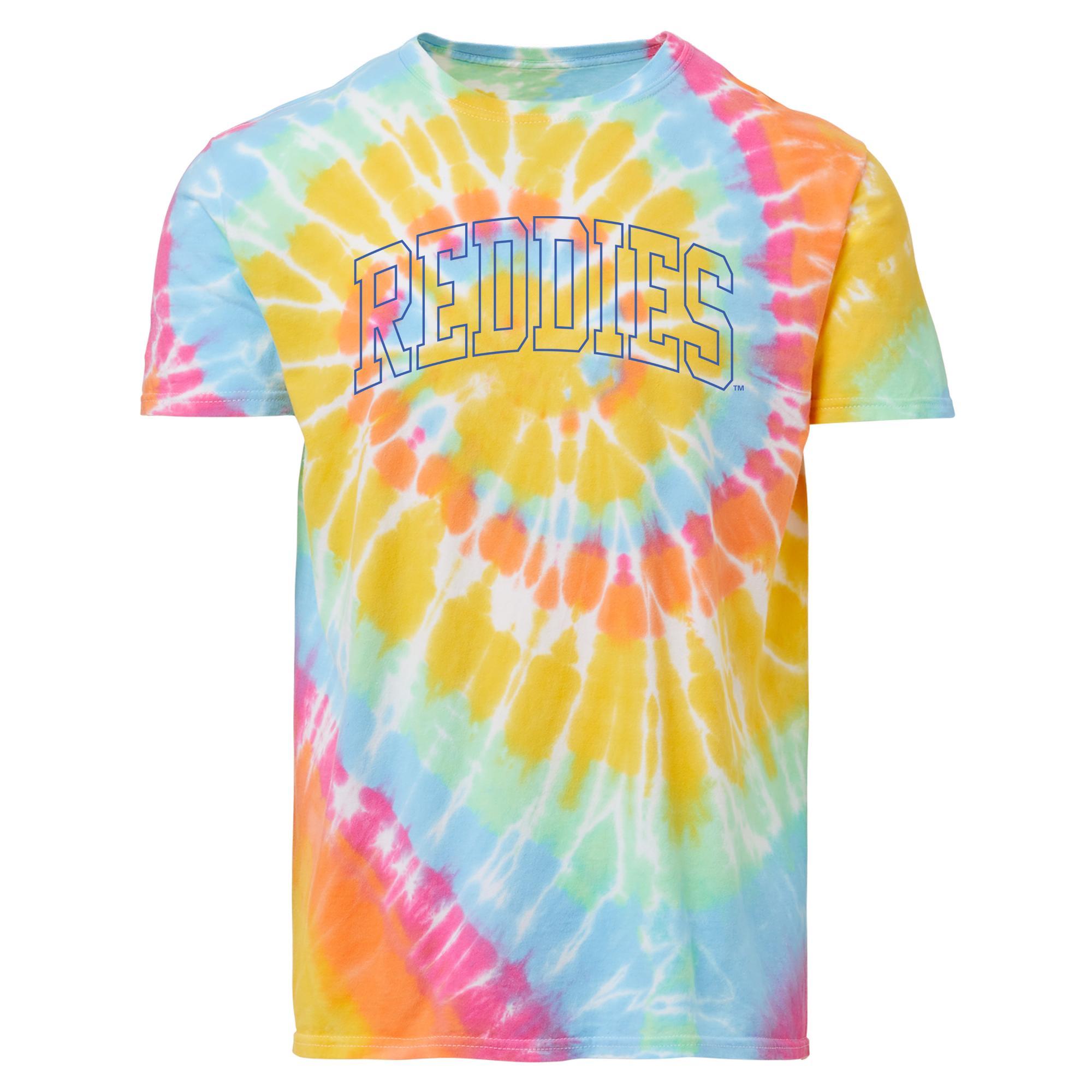 image of: Reddies Cotton Candy Swirl Crazy Short Sleeve T-Shirt
