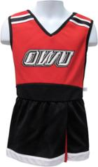 Image for the Cheerleader Dress product
