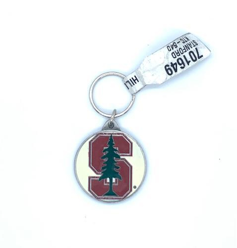 Vintage Stanford Keyring