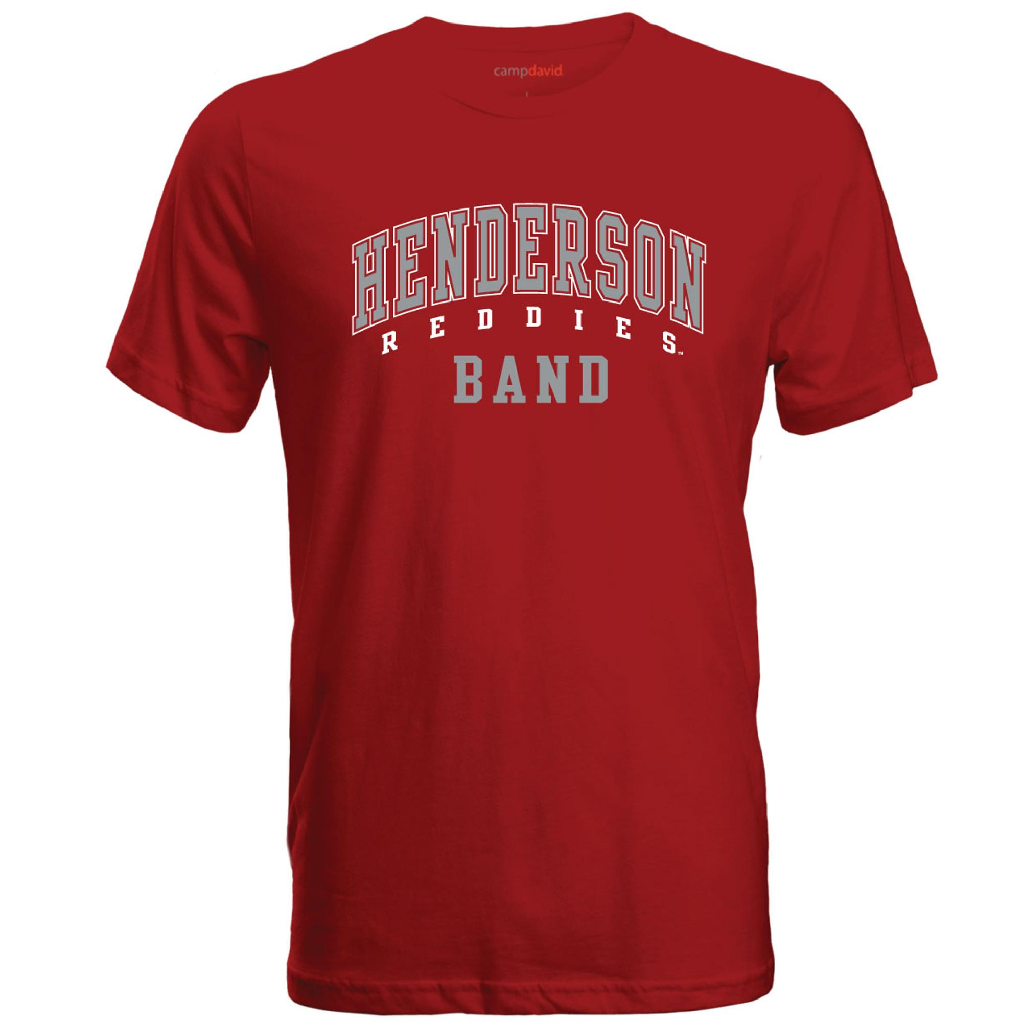 image of: Henderson Reddies Band Cruiser Tee