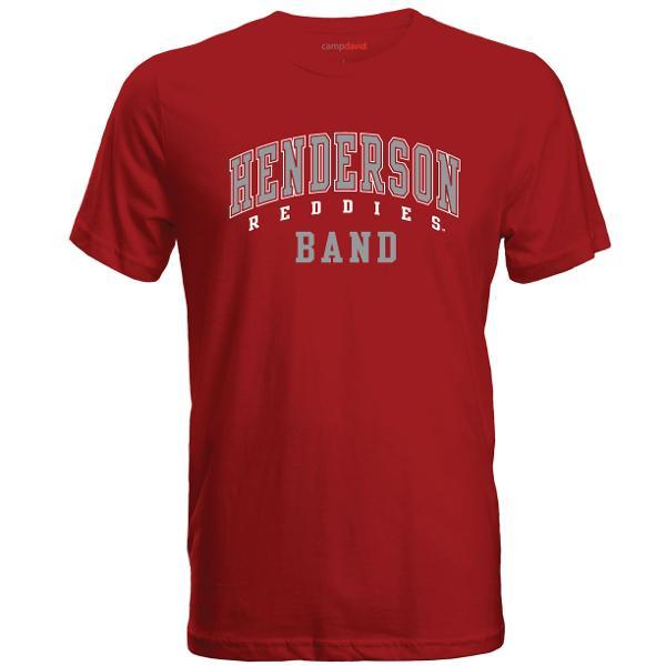 Henderson Reddies Band Cruiser Tee