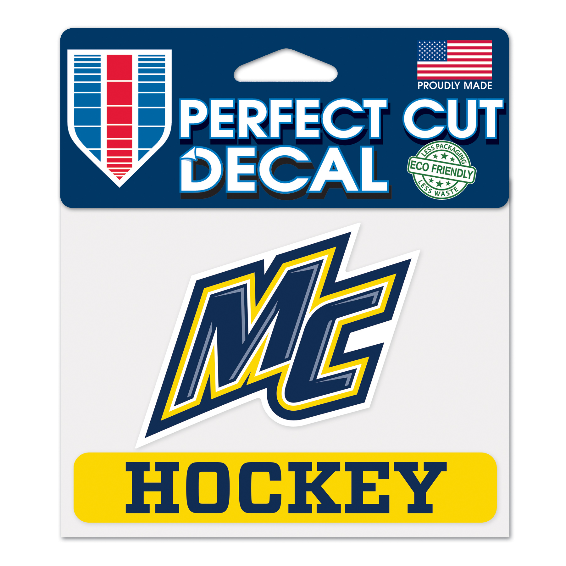 NEW FONT HOCKEY DECALE