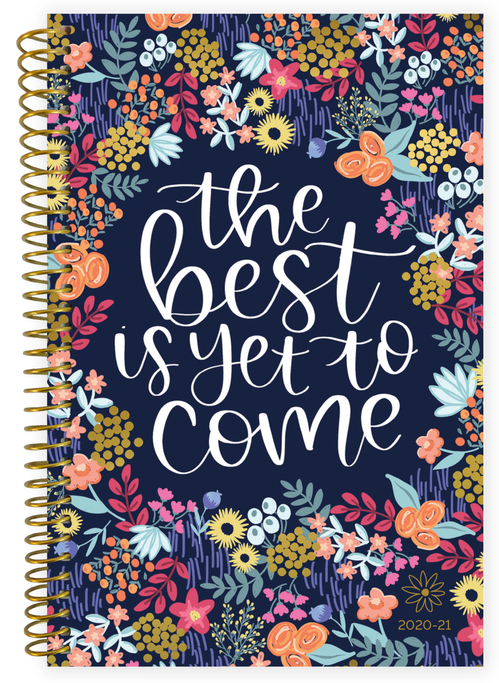 2020-21 Soft CoverPlanner, Best is Yet to Come