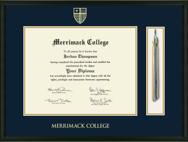image of: Tassel Edition Diploma Frame