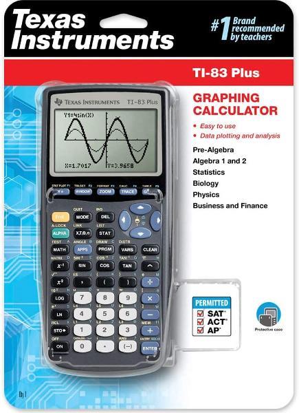 TI-83 PLUS CE