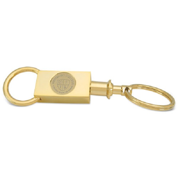 image of: CSi 11A/G-G Gold Two Section Keyring