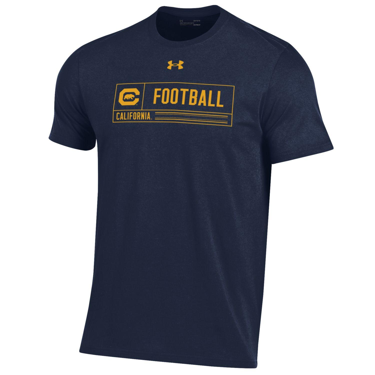 M Performance Cotton SS Football Tee