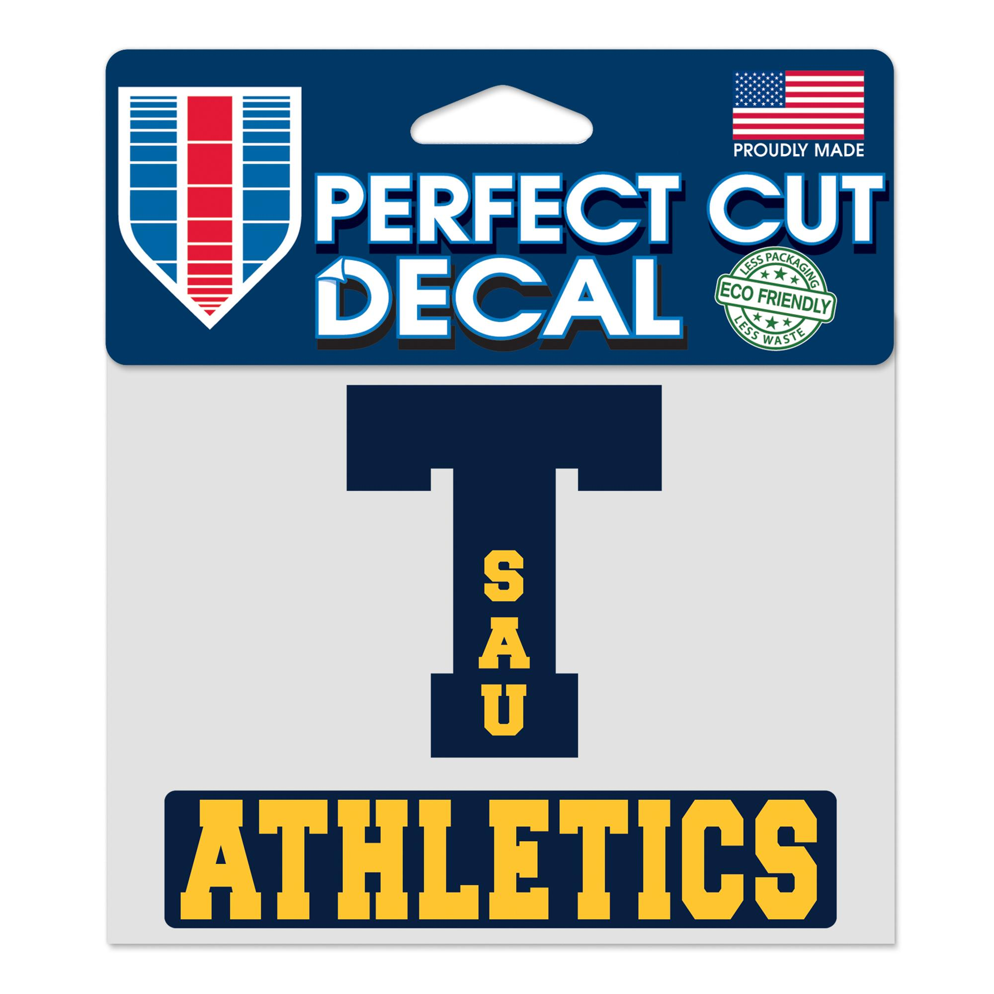 image of: SAU Tech Athletics Perfect Cut Decal